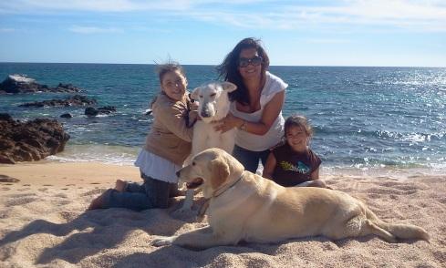 Nena y su nueva familia